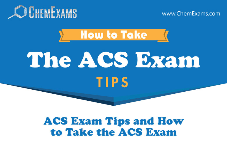 Image of ACS Exam Tips Graphic