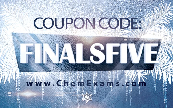 Coupon Code | December 5th – 19th | ACS Practice Exam
